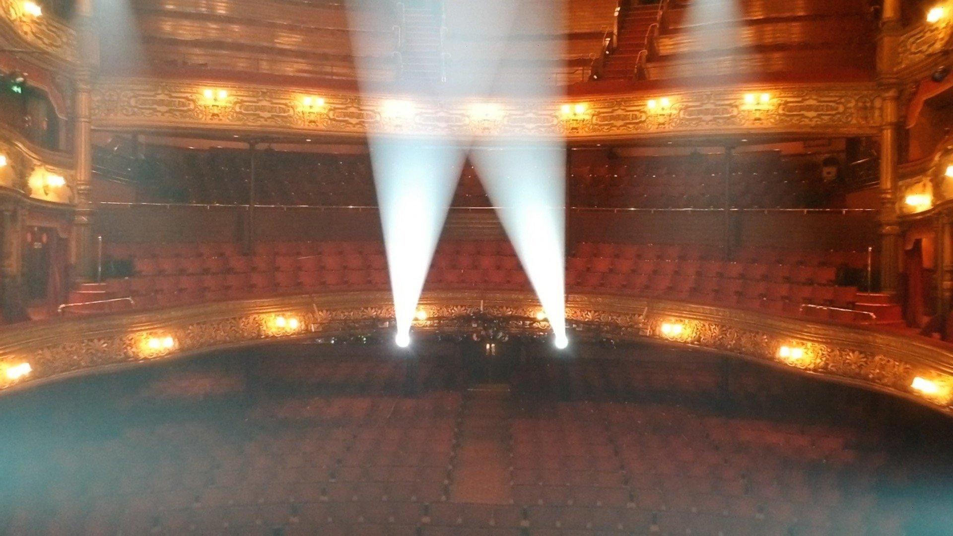 Grand Opera House, Belfast drone flight